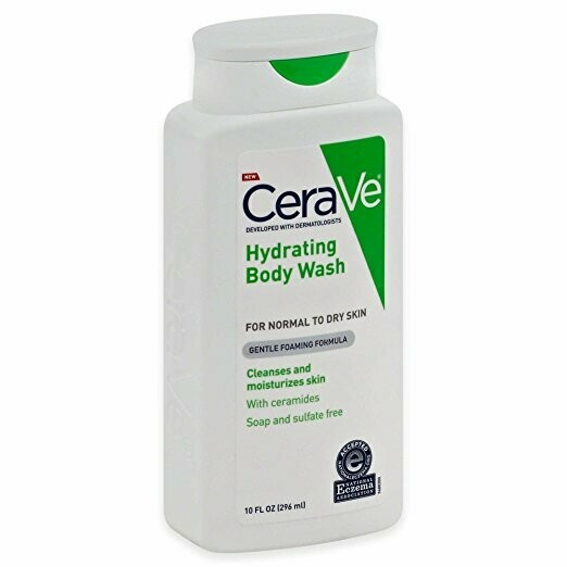 CeraVe - Hydrating Body Wash