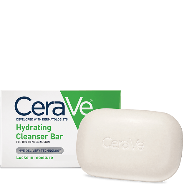 CeraVe - Hydrating Cleanser Bar