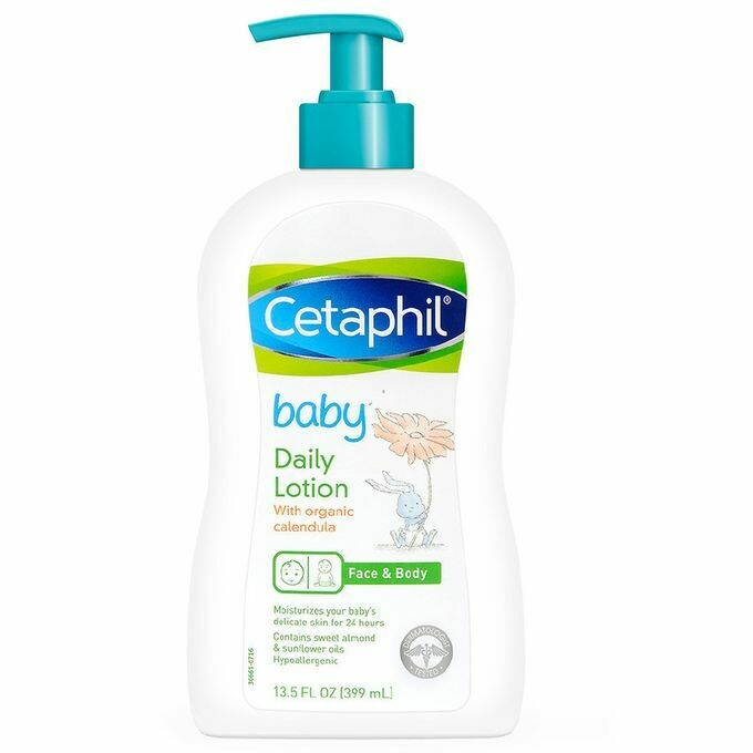 Cetaphil - Baby Daily Lotion with Organic Calendula