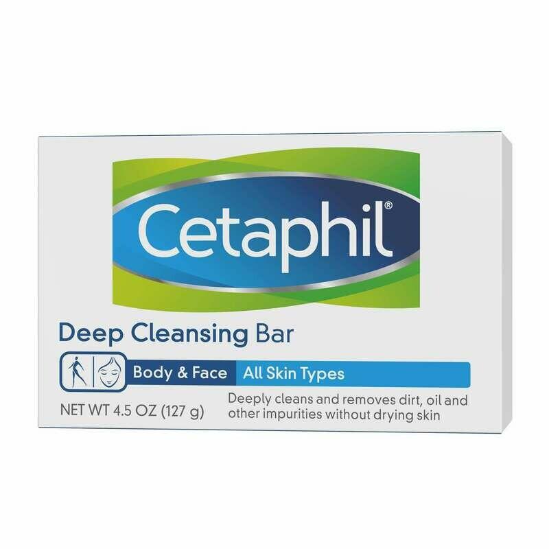 Cetaphil - Cleansing Bar