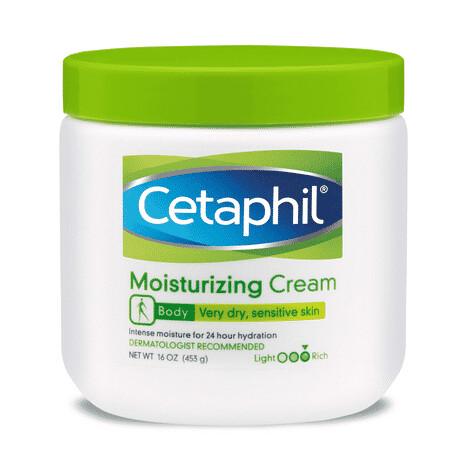 Cetaphil - Moisturizing Cream for Dry Sensitive Skin