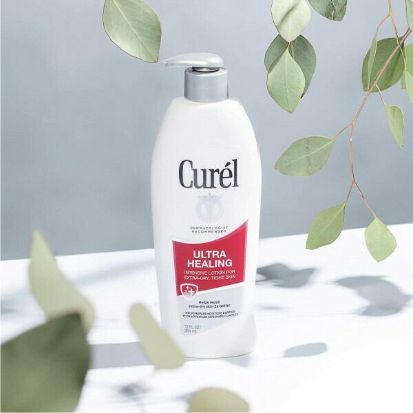 Curel - Ultra Healing Intensive Lotion for Extra-Dry
