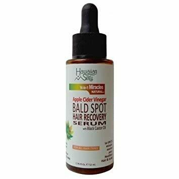 Hawaiian Silky - 14 In 1 Miracles Natural Apple Cider Vinegar Bald Spot Hair Recovery Serum