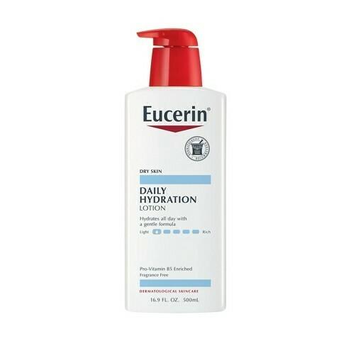 Eucerin - Daily Hydration Body Lotion