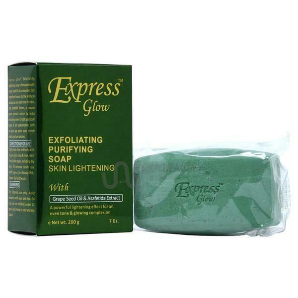 Express Glow -  Exfoliating Purifying Soap