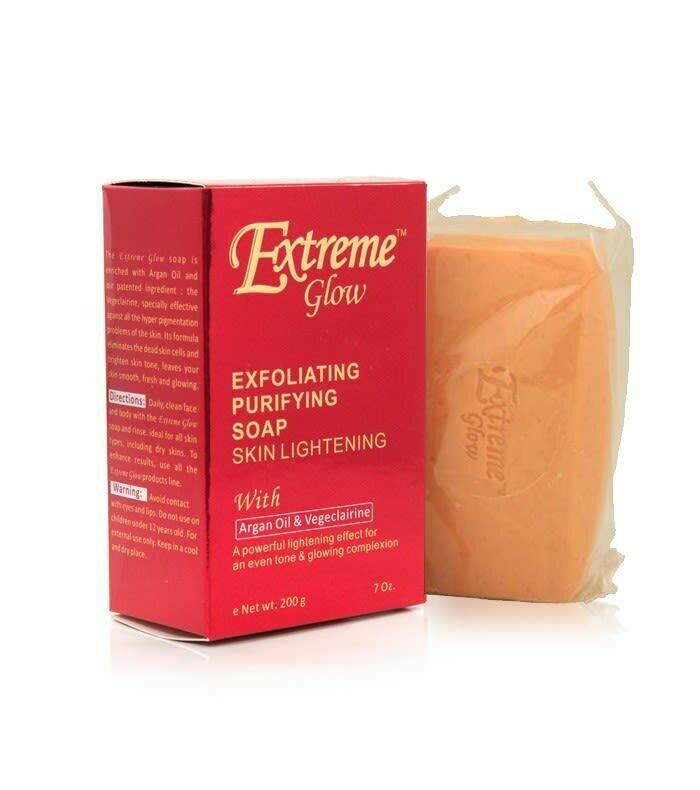 Extreme Glow - Exfoliating Purifying Soap