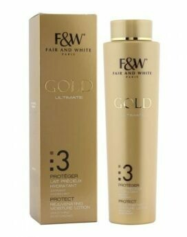 Fair & White  - Gold Ultimate 3 Rejuvenating Moisture Lotion