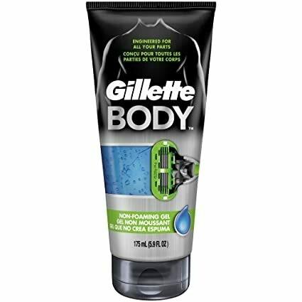 Gillette - Body Men's Shave Gel