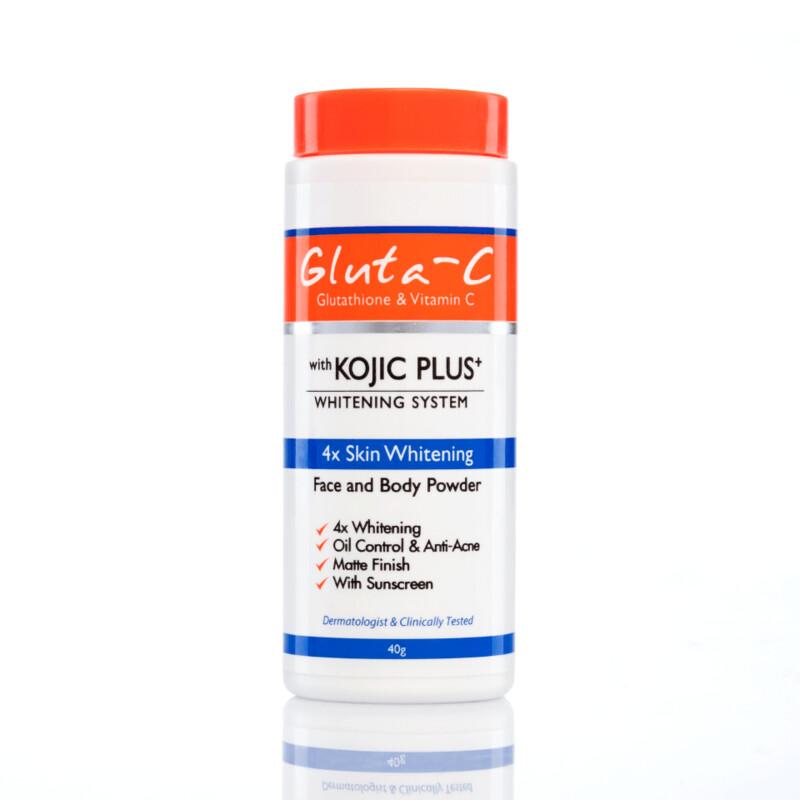 Gluta C - Kojic Plus+ Face & Body Powder