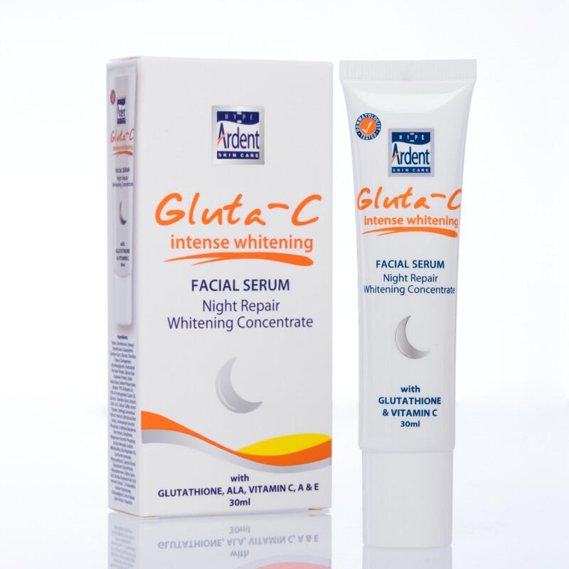 Gluta C - Intense Whitening Facial Serum
