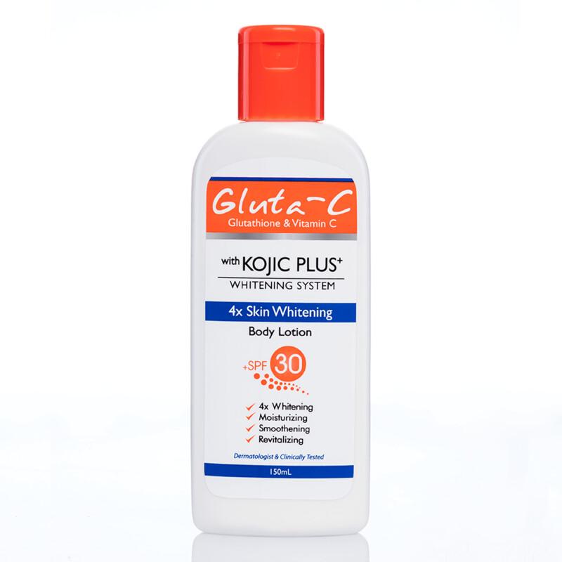 Gluta C - Kojic Plus+ Whitening Body Lotion with SPF 30
