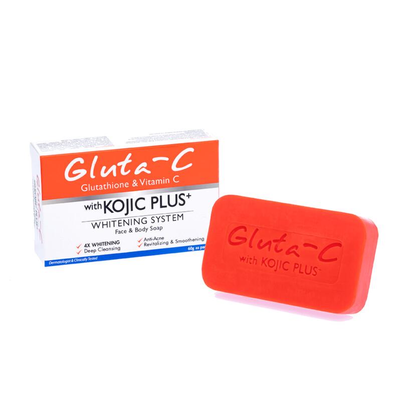 Gluta C - Kojic Plus+ Whitening Soap
