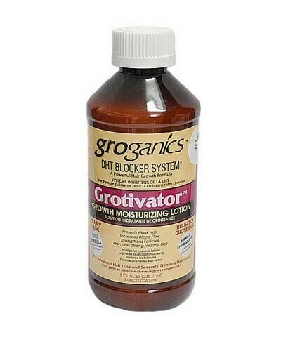 Groganics - DHT Blocker System Grotivator Growth