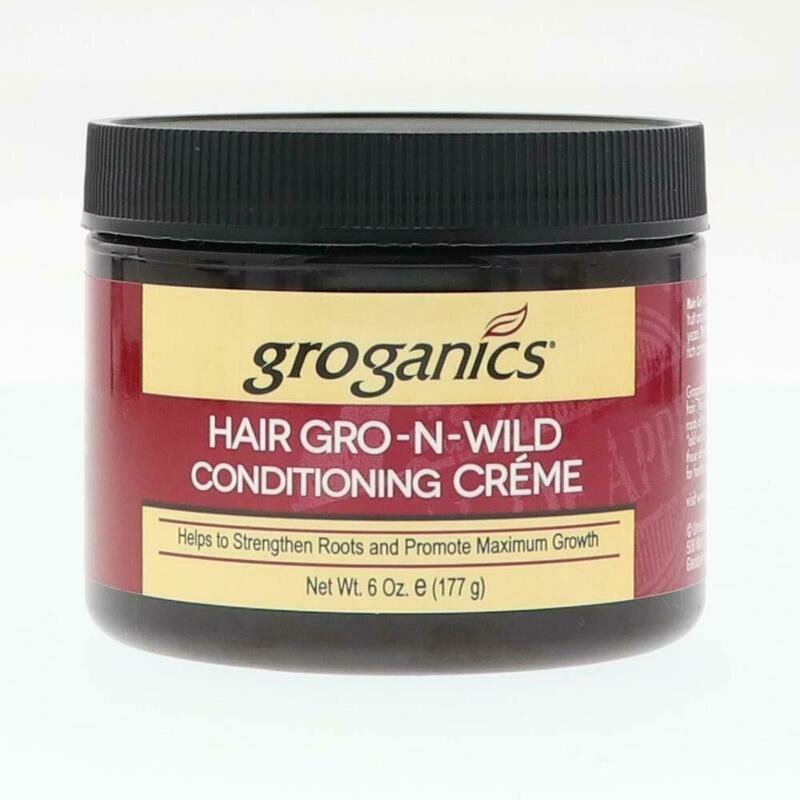Groganics - Hair Gro-N-Wild Conditioning Crème