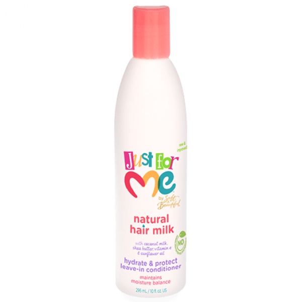 Just For Me - Hair Milk Hydrate and Protect Leave-In Conditioner