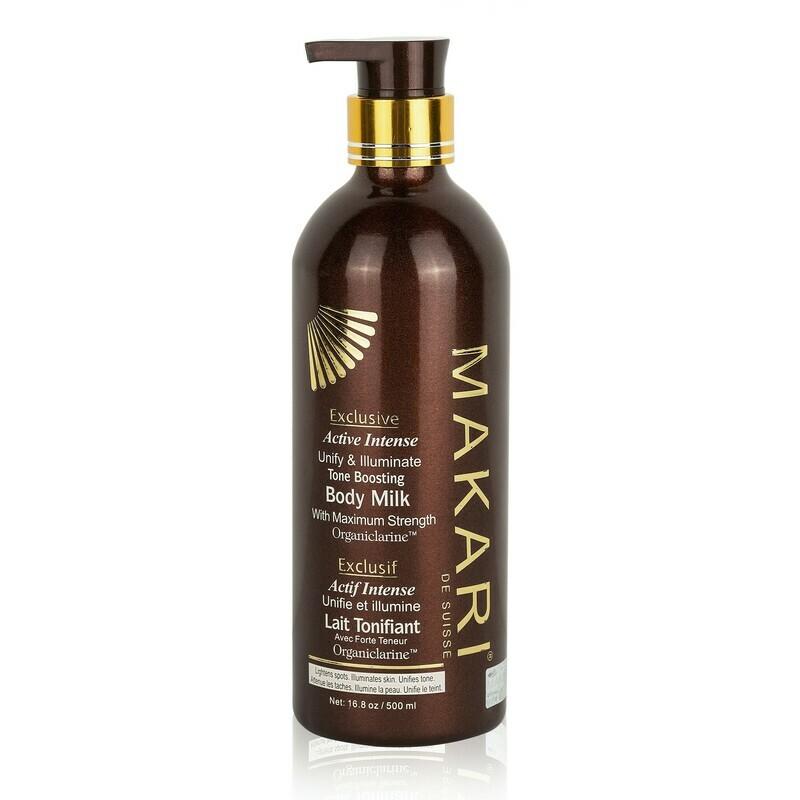 Makari - Exclusive Tone Boosting Body Milk