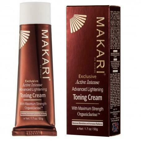 Makari - Exclusive Active Intense Tone Boosting Face Cream