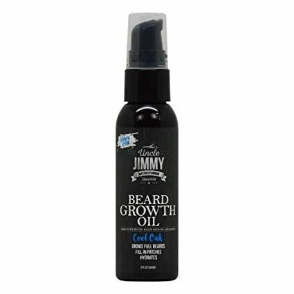 Uncle Jimmy - Beard Growth Oil