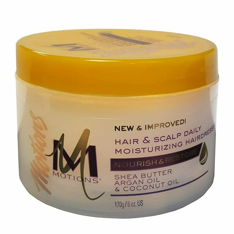 Motions - Shea Butter Hair & Scalp Daily Moisturizing Cream