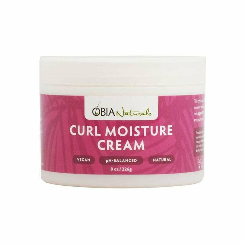 Obia Naturals - Curl Moisture Cream