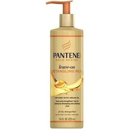 Pantene - Pro-V Gold Series Leave-On Detangling Milk