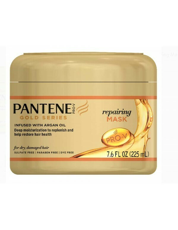 Pantene - Pro-V Gold Series Repairing Mask