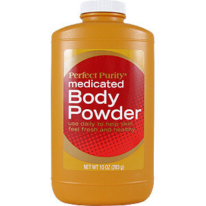Perfect Purity - Medicated Powder