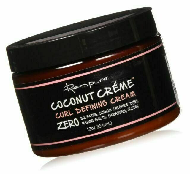 Renpure - Coconut Creme Curl Defining Cream