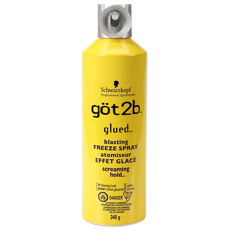 Schwarzkopf - got2b Glued Blasting Freeze Spray