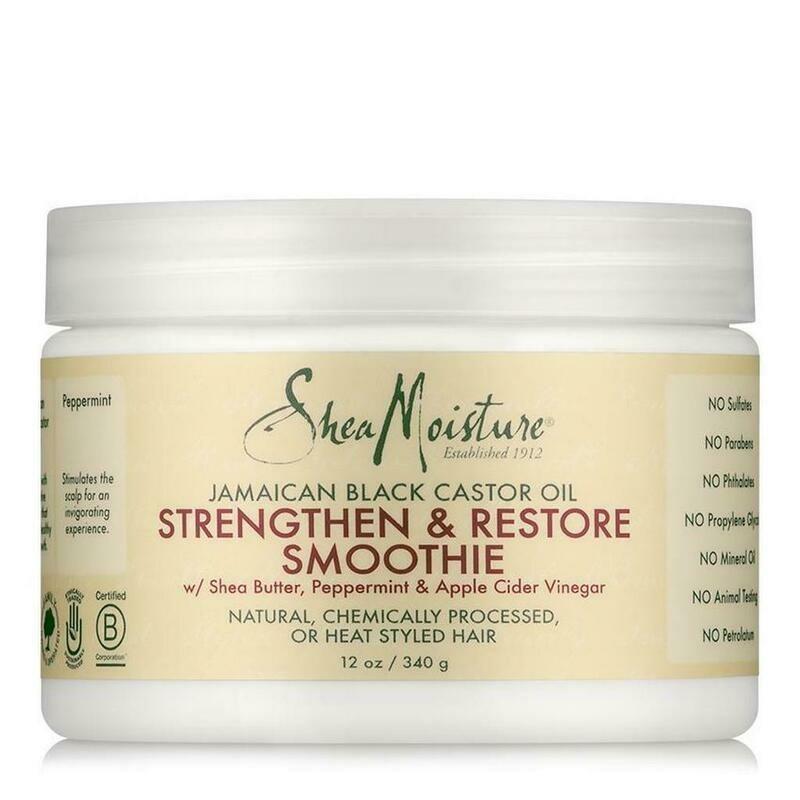 SheaMoisture - Jamaican Black Castor Oil Strengthen & Restore Smoothie