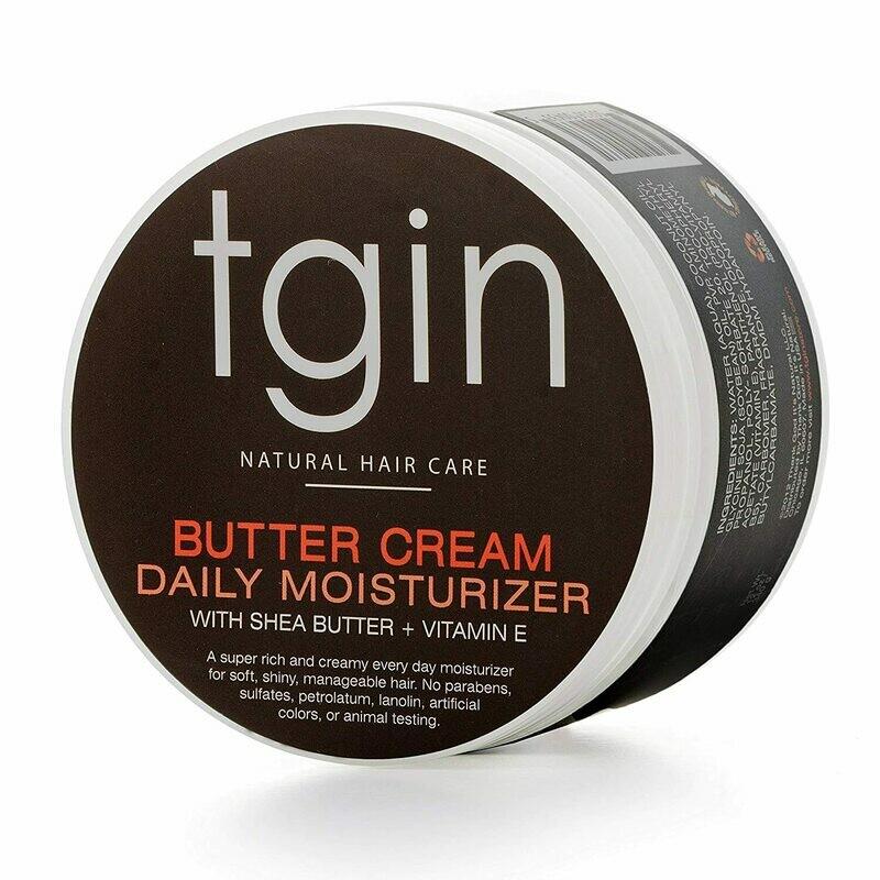 tgin - Butter Cream Daily Moisturizer For Natural Hair