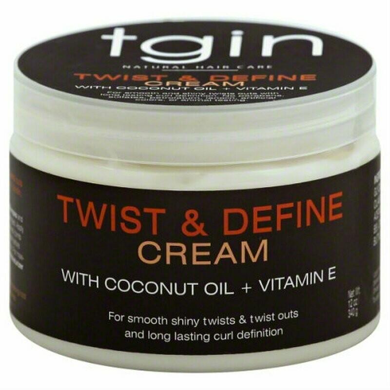 tgin - Twist & Define Cream