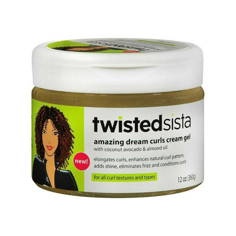 Twisted Sista - Amazing Dream Curls Cream Gel