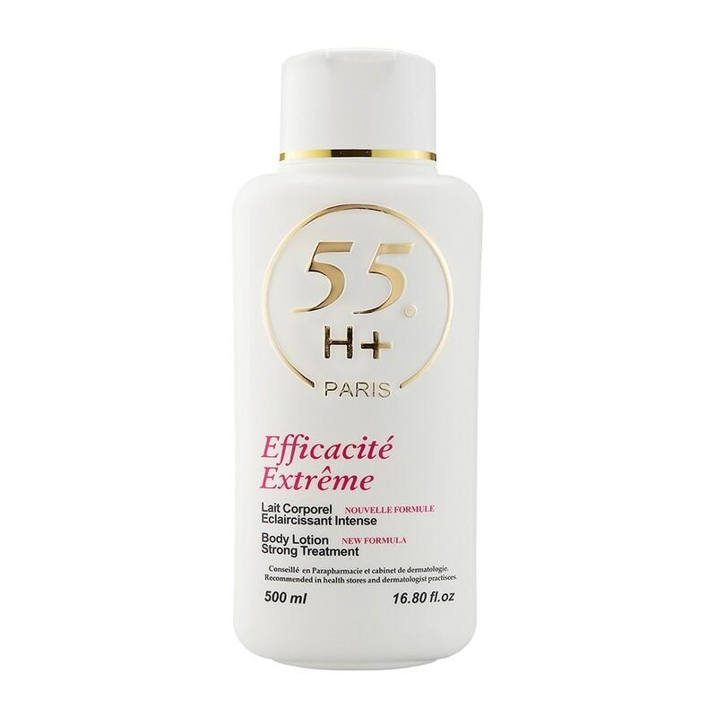 55H+Paris - Efficacite Extreme Body Lotion