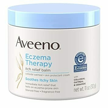 Aveeno - Eczema Therapy AItch Relief Balm