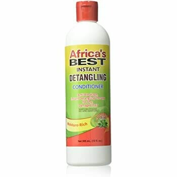 Africa's Best - Detangling Conditioner with Aloe Vera
