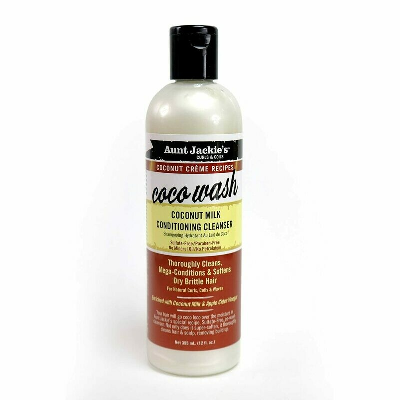 Aunt Jackie's - Coconut Creme & Milk Conditioning Cleanser​