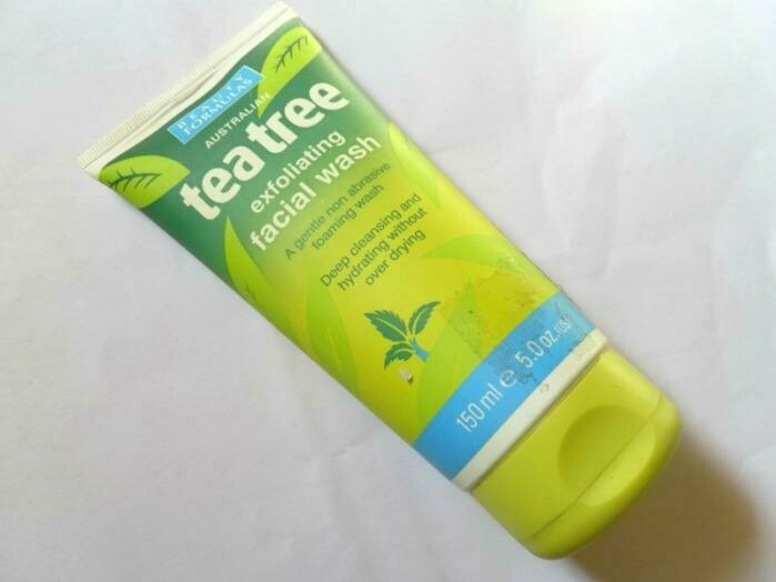 Beauty Formulas - Tea Tree Blackhead