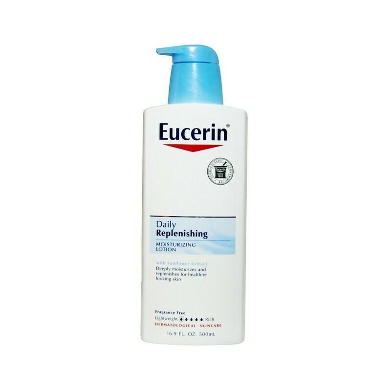 Eucerin - Daily Replenishing Lotion