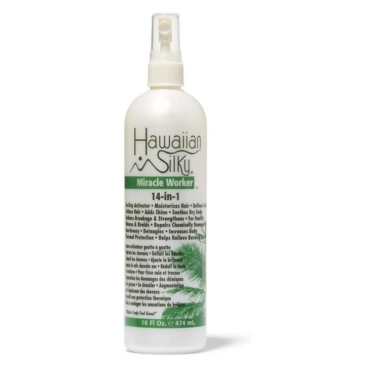 Hawaiian Silky - 14 in 1 Miracle Worker Hair Treatment