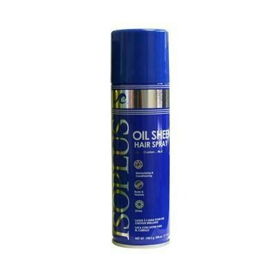 Isoplus - Oil Sheen Light Hair Spray