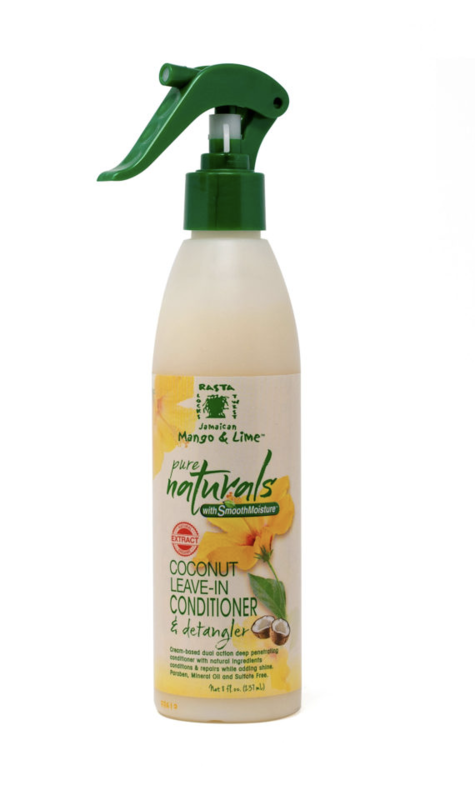 Jamaican Mango & Lime - Pure Naturals Moisture Coconut Leave-In Conditioner & Detangler