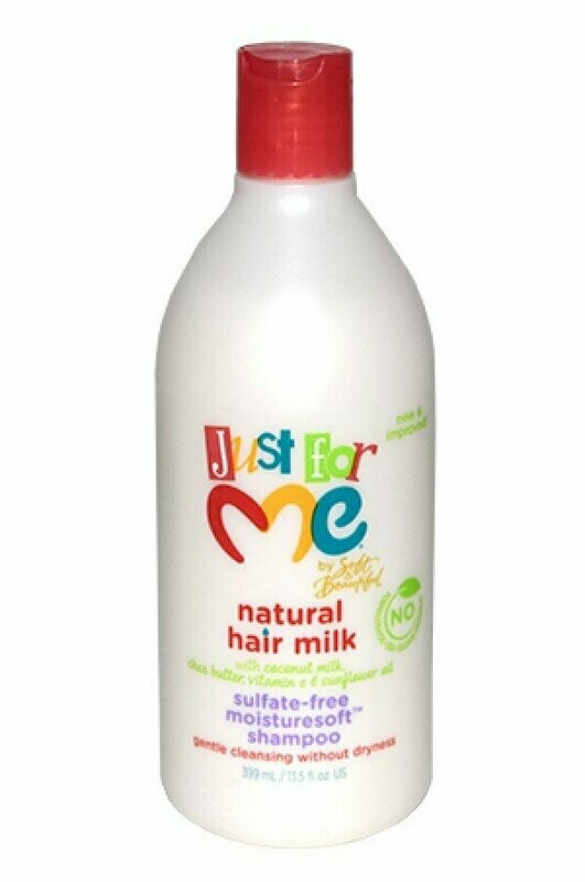 Just For Me - Hair Milk Moisturesoft Sulfate Free Cleanser Shampoo