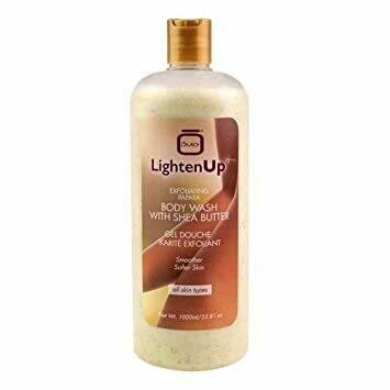 Lighten Up - Exfoliating Papaya Body Wash with Shea Butter