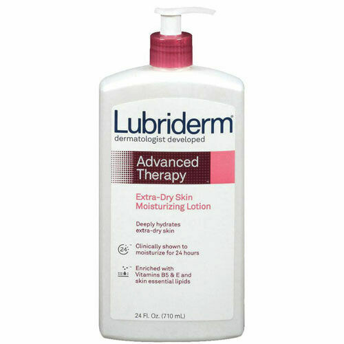 Lubriderm - Advanced Therapy Moisturizing Lotion with Vitamins E and B5