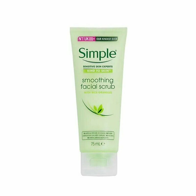 Simple - Kind to Skin Smoothing Facial Scrub