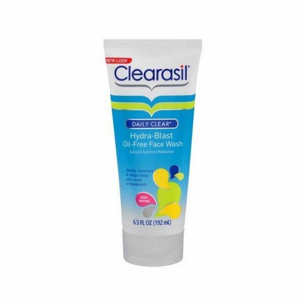 Clearasil - Daily Clear Hydra-Blast Face Wash