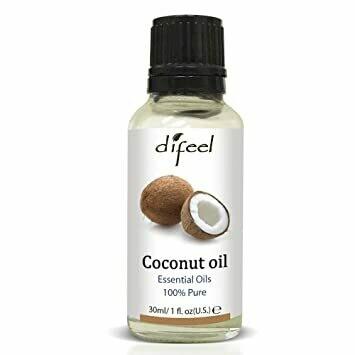 Difeel - Essential Oil 100% Pure Coconut Oil