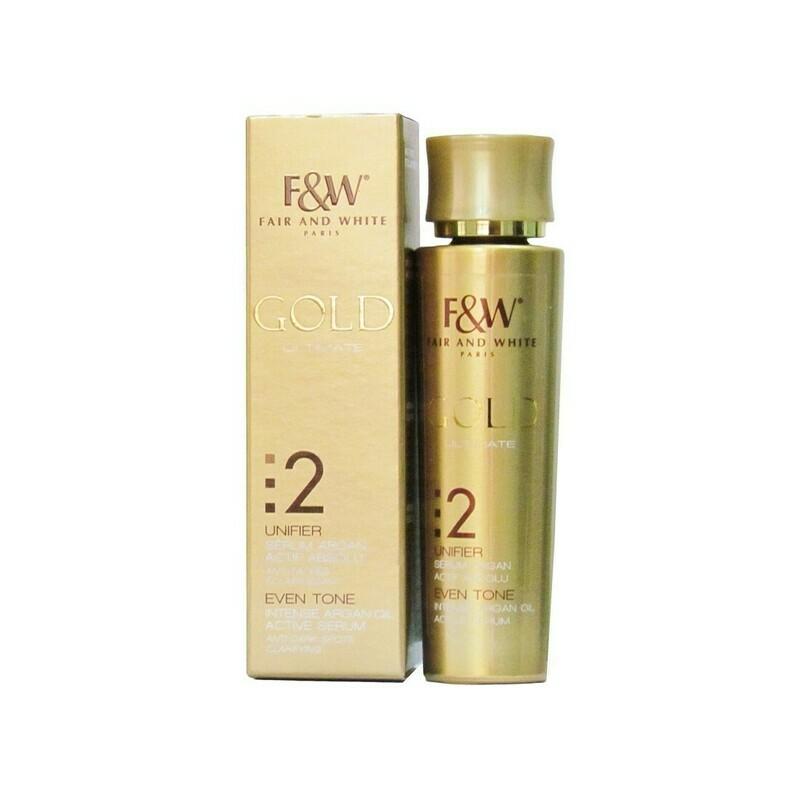 Fair & White - Gold Intense 2 Argan Oil Active Serum
