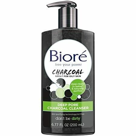 Bioré - Pore Penetrating Charcoal for Daily Face Wash